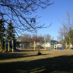 Optimist Park playground