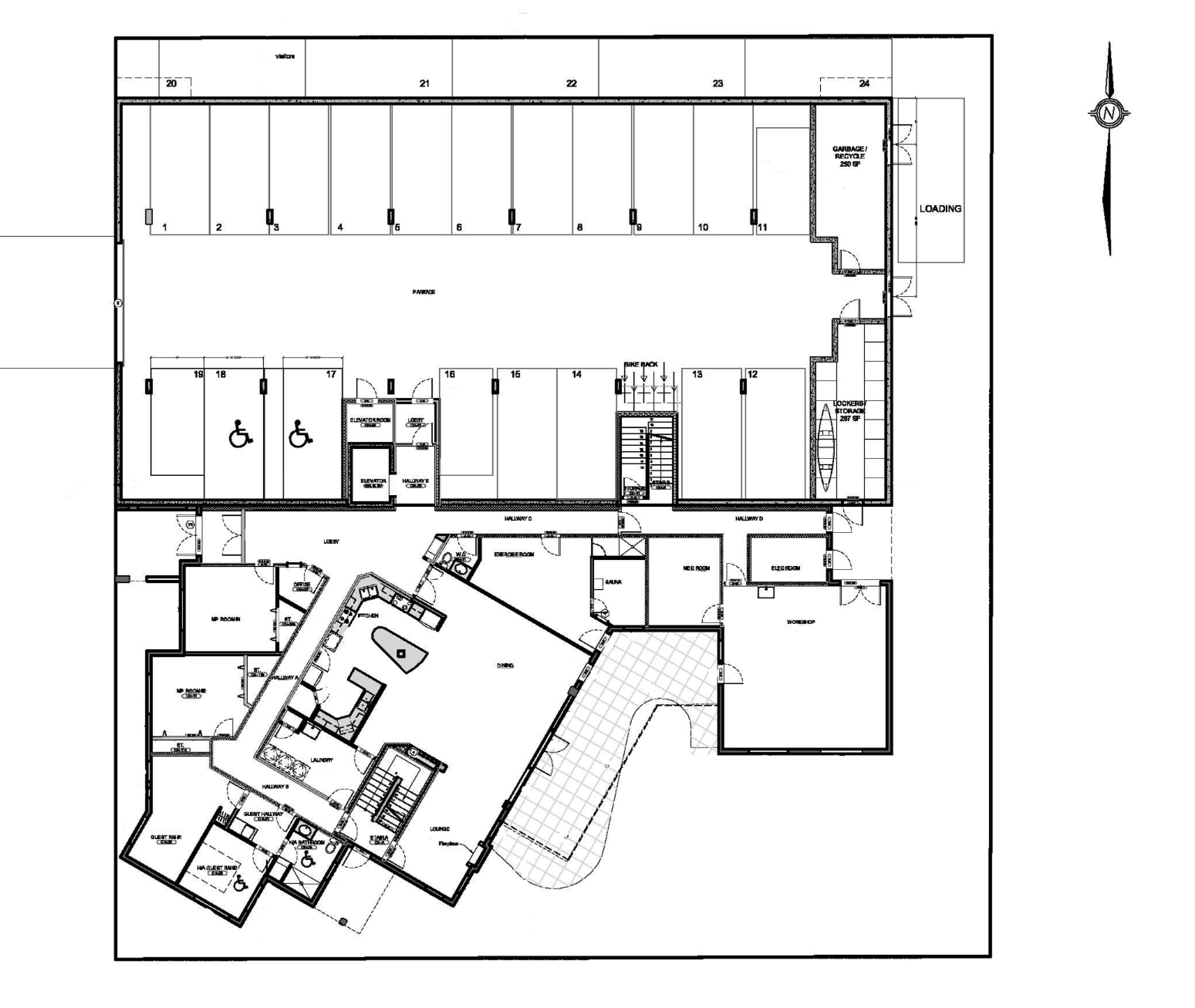 Sauna building plans pictures to pin on pinterest pinsdaddy for Sauna layouts floor plans